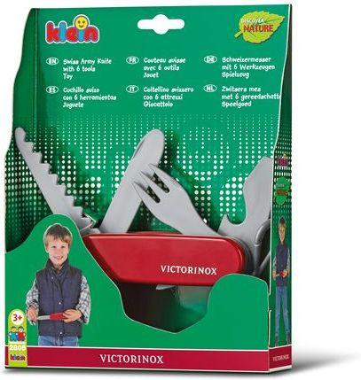 VICTORINOX Hračkársky nožík - červený (9.6092.1)
