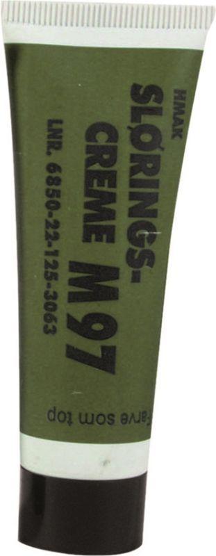 MILTEC Maskovacie šminky NATO na tvár - čierna, (16331002)