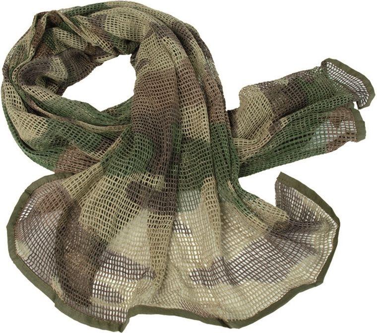 MILTEC Sieťovaná maskovacia šála - cce, (12625024)