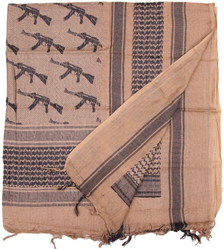 Shemag AK - coyote, (217194-6002)
