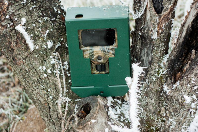 Bezpečnostný box pre fotopascu SPROMISE S108/S128, (PO133S)