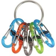 Nite Ize KeyRing Locker Stainless (N04002)