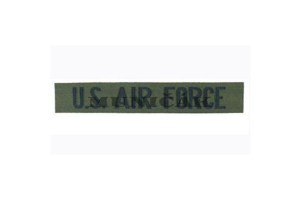 MILTEC Textilná Nášivka/Patch US Airforce - olivová, (16852200)