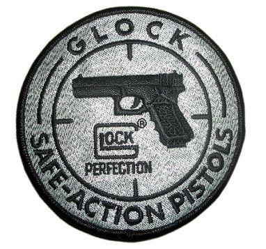 Glock Textilná Nášika/Patch
