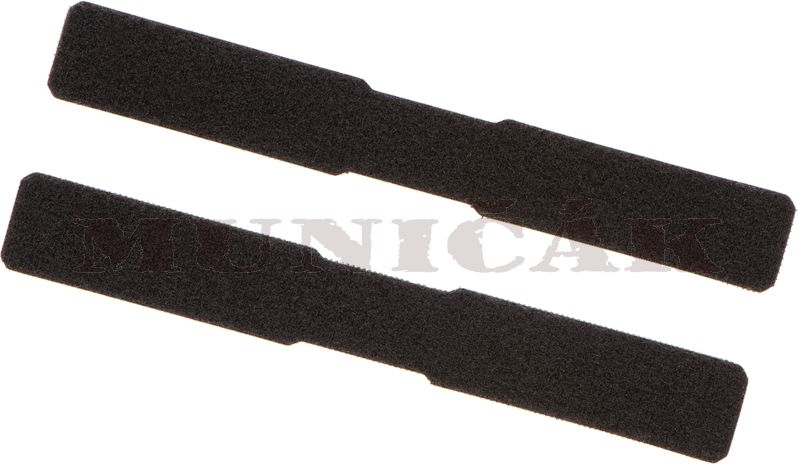 CLAW GEAR Universal velcro loop - čierny (28164)