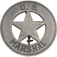 Odznak Old West U.S. Marshal (MI3019)