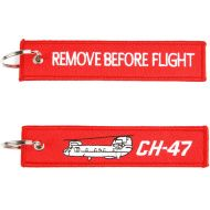Kľúčenka Remove before flight + CH-47