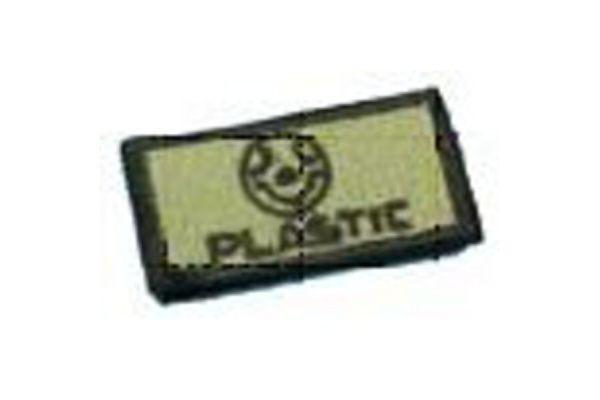 Textilná Nášivka/Patch PS013 PLASTIC, olive