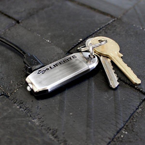 TRUE UTILITY Prívesok na kľúče Svietidlo LifeLite, (TU288)