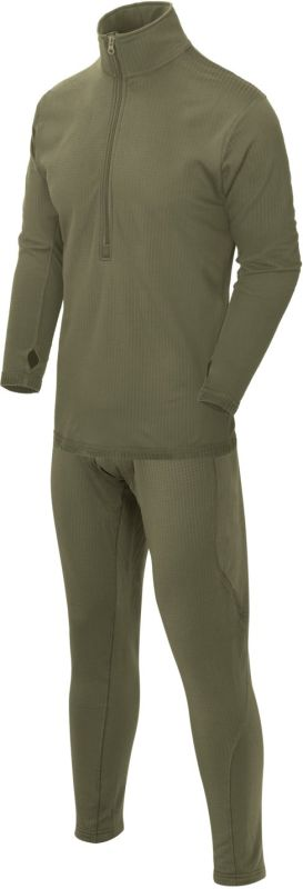 HELIKON funkčné prádlo US Level 2, set, olivové, KP-UN2-PO-02