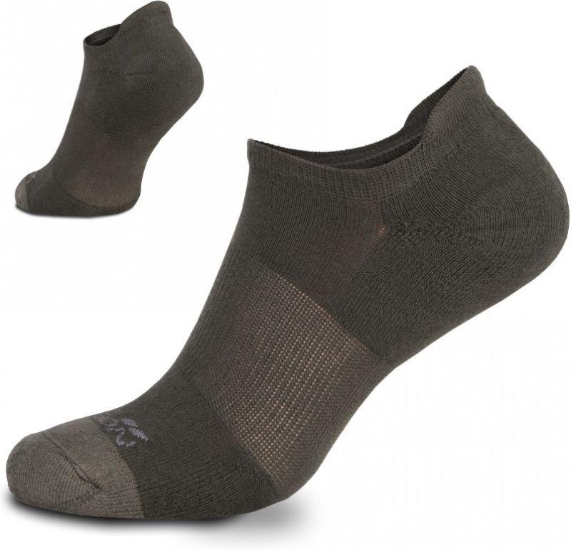 PENTAGON Ponožky Invisible Socks, olivové (EL14014)