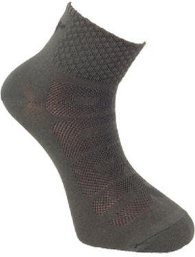 BOBR Ponožky letné športové - zelené (BR1311)