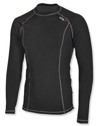 STOOR Termo tričko s dlhým rukávom ULTRA 7 - Čierne