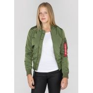 ALPHA INDUSTRIES Dámska bunda MA-1 TT - sage green (141041/01)