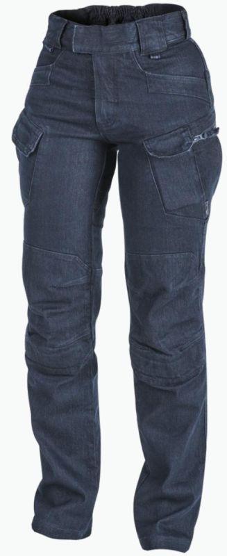 HELIKON Dámske dlhé nohavice UTP, denim, SP-UTW-DM-31 - denim, (SP-UTW-DM-31)