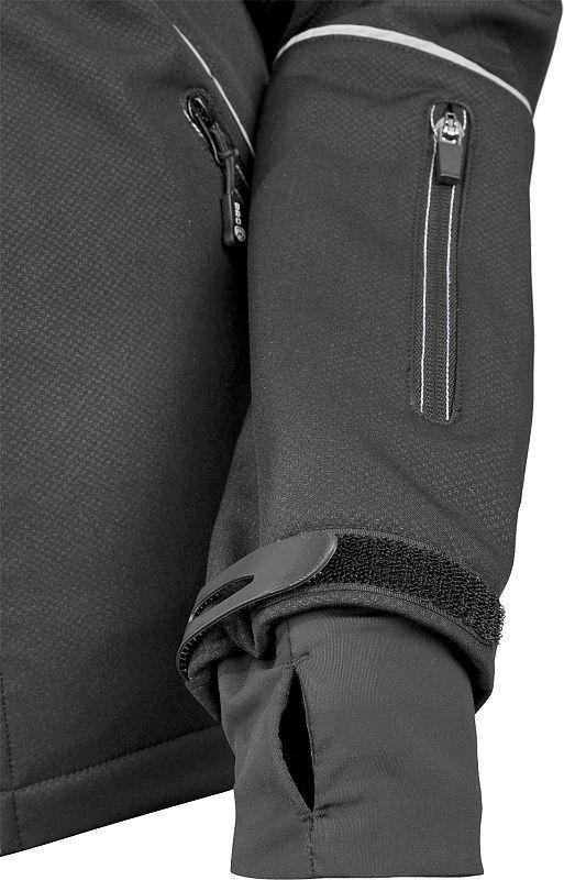 PROMACHER Dámska bunda PALTOS - čierna (P90007)