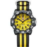 LUMINOX Hodinky New Navy Seals 3950 Series - žlté, (A 3955)