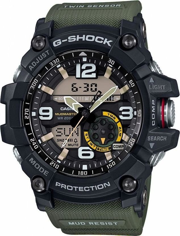 CASIO Hodinky G-Shock GWG-100-1A3 (15046098)