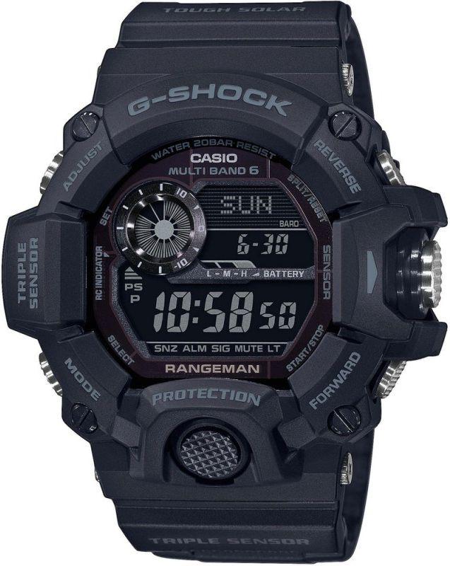CASIO Hodinky G-Shock GW-9400-1BER (15049851)