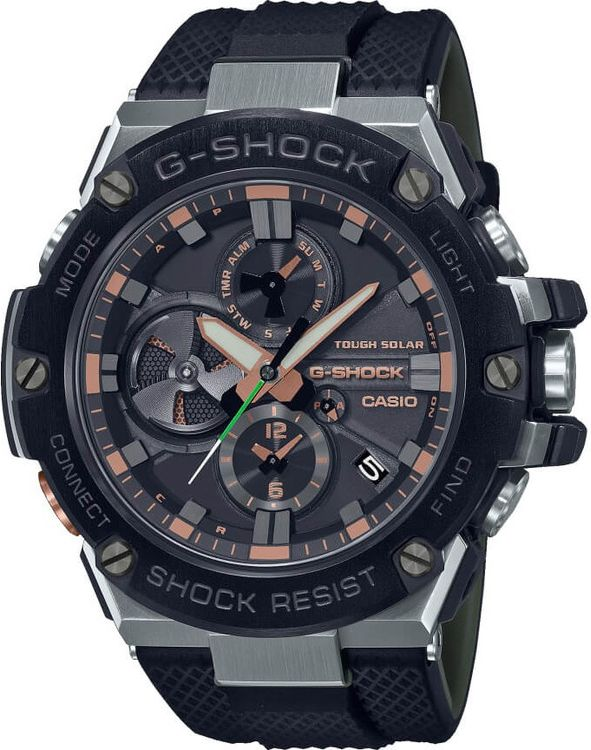 CASIO Hodinky G-Shock GST-B100GA-1AER (15050637)