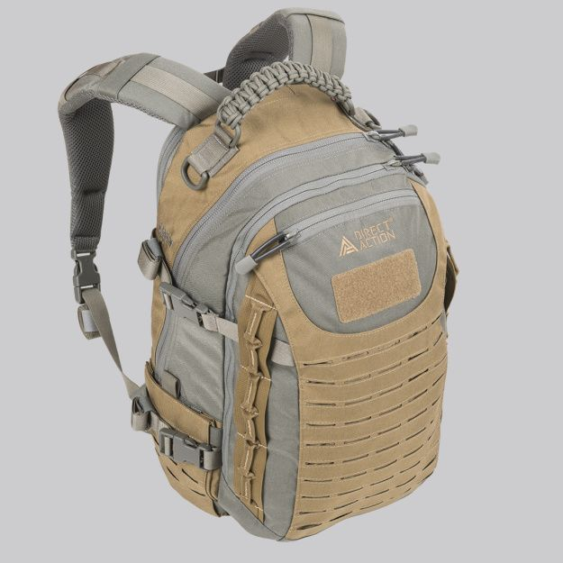 HELIKON Batoh Dragon Egg Mk. II. - Cordura - urban grey / coyote, (BP-DEGG-CD5-UGC)
