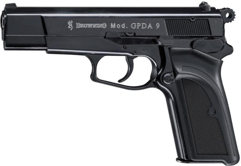 BROWNING Plynová pištoľ GPDA9 9mm, (318.02.10)