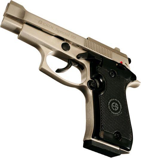 EKOL Plynová pištoľ Special 99 - satina