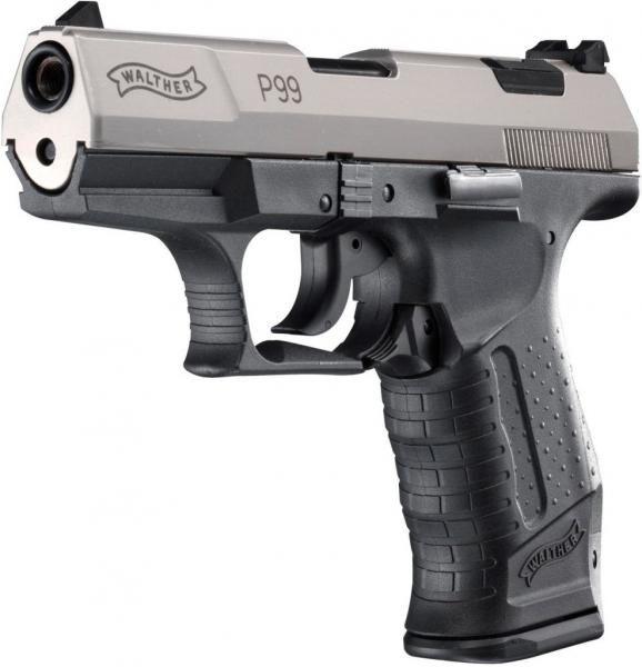 UMAREX Plynová pištoľ Walther P99, kal. 9mm - bicolor (312.02.01)