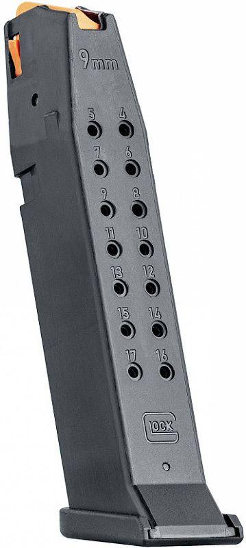 UMAREX Plynová pištoľ GLOCK 17 Gen5 First Edition, kal. 9mm P.A.K. - čierna (311.02.01)