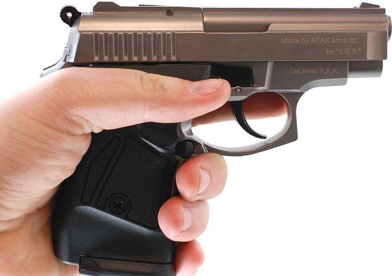 ZORAKI Plynová pištoľ ZORAKI 914 - titan