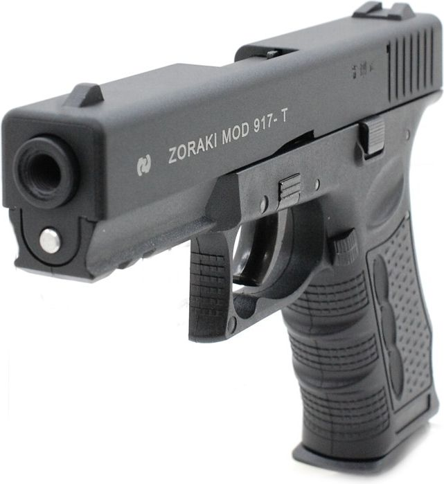 ZORAKI Plynová pištoľ ZORAKI 917 - čierna