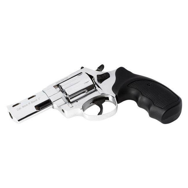 """ZORAKI Plynový revolver ZORAKI R2 3"""" - chróm"""