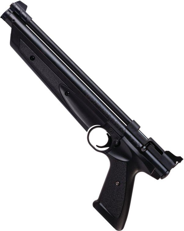 CROSMAN Vzduchová pištoľ 1322 Black, kal. 5,5mm (P1322)