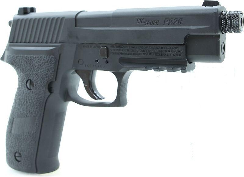 SIG SAUER Vzduchová pištoľ CO2 P226, kal. 4,5mm diab. - čierna (SIG003)