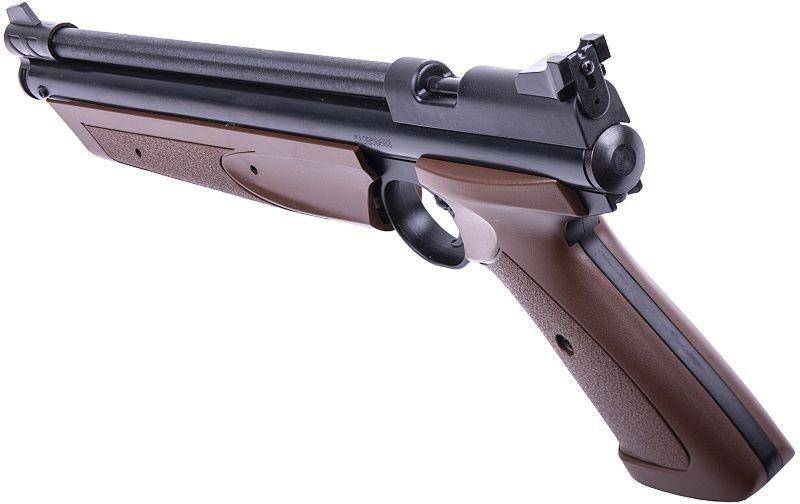 CROSMAN Vzduchová pištoľ 1377 American Classic, kal. 4,5mm (P1377BR)