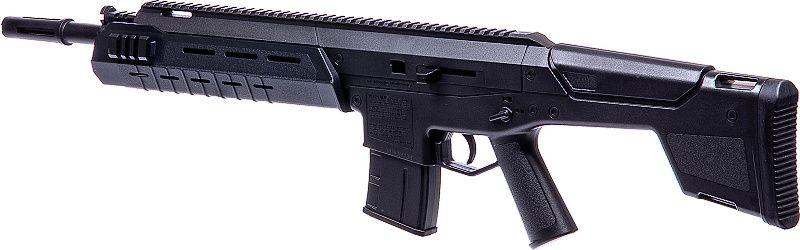 CROSMAN Vzduchovka Bushmaster, kal. 4,5mm - čierna