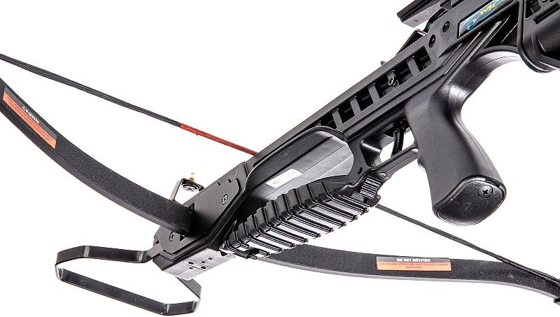 MANKUNG Kuša Rip Claw XB-51 175lbs - čierna