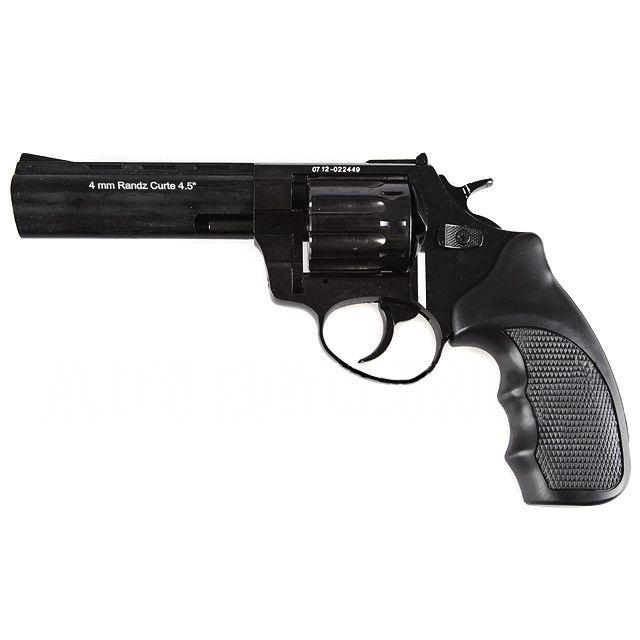 "Flobertka ZORAKI R1 4,5"" čierny kal.4mm Randz Curte"