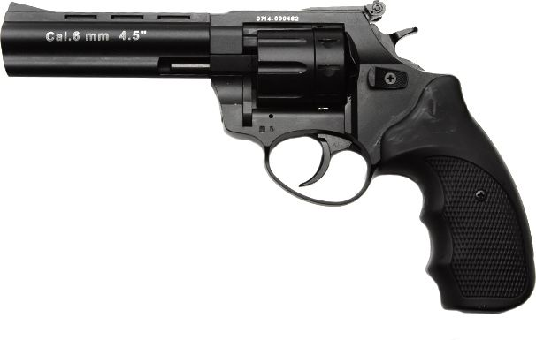 "Flobertka Zoraki Streamer 4,5"" čierny, kal.6mm"