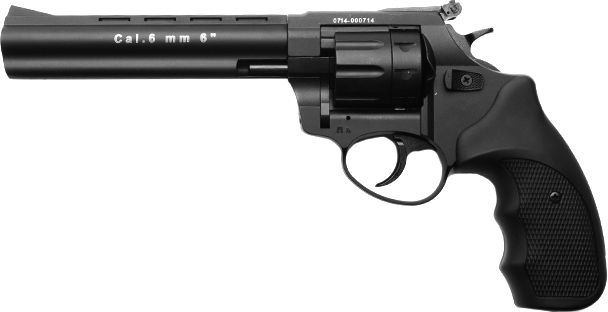 "Flobertka Zoraki Streamer 6"" čierny, kal.6mm"