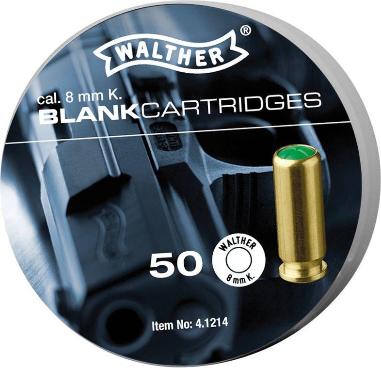 Náboj 8mm štartovací 50ks balenie