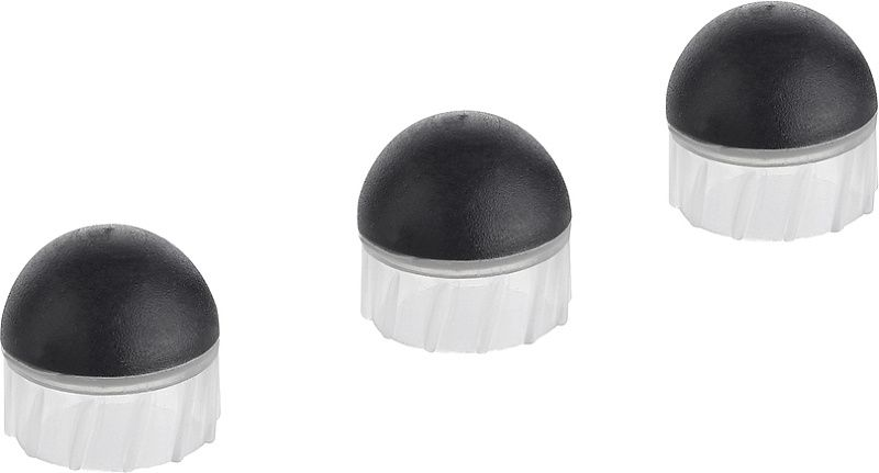 UMAREX Guličky T4E Rubber Ball Precision .50 polymér 50ks