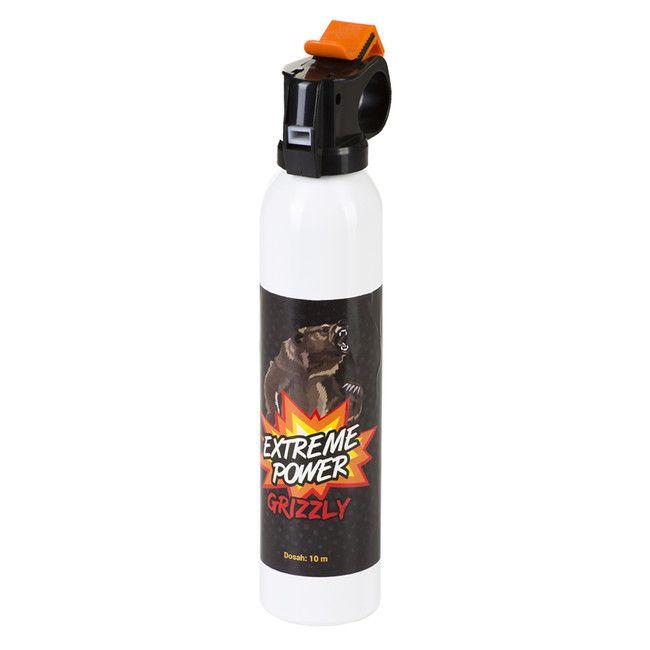 Obranný sprej CR Grizzly 300 ml