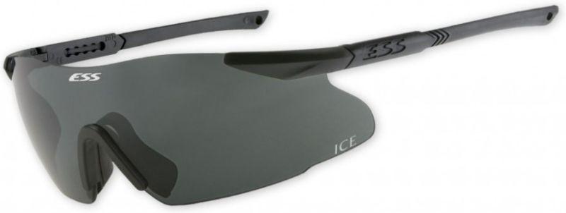 ESS Ochranné okuliare ICE PF 3 International - číre, žlté a dymové sklo, (740-0019)