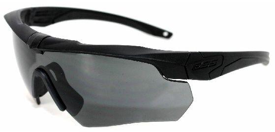 ESS Ochranné okuliare Crossbow 2LS - číre, dymové sklo, (740-0390)