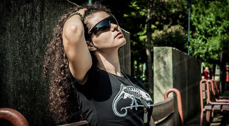 ESS Ochranné okuliare Crossbow One - dymové sklo, (740-0614)