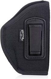 FALCO Opaskové puzdro nylonové IWB typ A501 BOYD pre Glock 17, ľavák, čierne