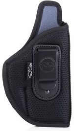 FALCO Opaskové puzdro nylonové IWB typ A701 MILLER pre Glock 17, ľavák, čierne