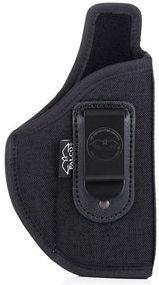 FALCO Opaskové puzdro nylonové IWB typ A702 TAYLOR pre Glock 17 pravák, čierne