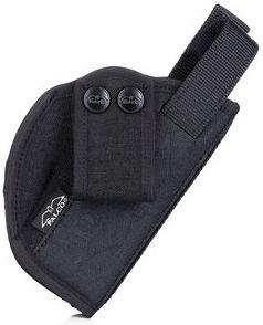FALCO Opaskové puzdro nylonové IWB typ A707 GRANT pre Glock 17, pravák, čierne